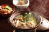 会津東山温泉 向瀧 春の鍋物