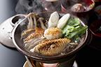 会津東山温泉 向瀧 冬の鍋物