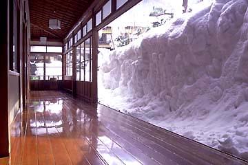 21世紀初めの大雪