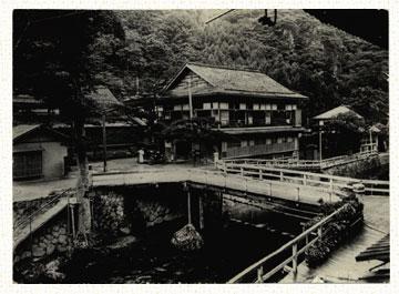 福島 会津東山温泉向瀧 大正時代の歴史