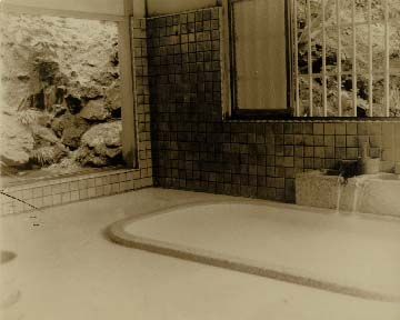 お風呂の風景