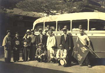 昭和11年バスに乗って