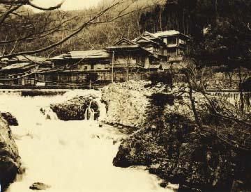 昭和20年頃の順階瀧
