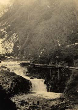 大正8年頃の水路