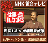 NHK総合仕事ハッケン伝・向瀧