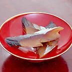 東山温泉 向瀧 会津郷土料理 ニシンの山椒漬け にしんの山椒漬け