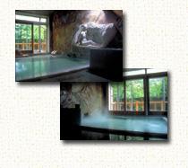 会津東山温泉 向瀧 さるの湯