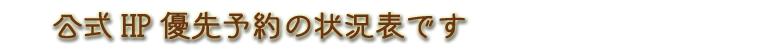 会津東山温泉向瀧予約状況