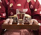 美酒佳肴グラス